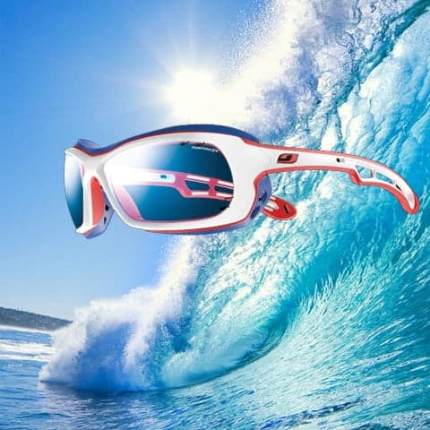 prescription water sports glasses and goggles